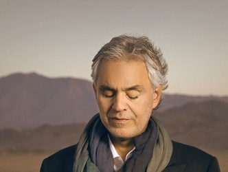 Andrea Bocelli konsert den 19 november