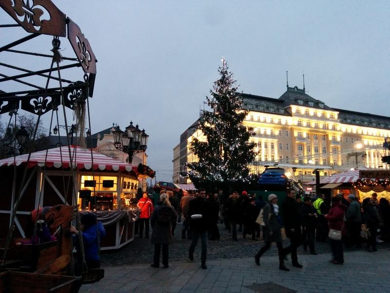 Jul i Bratislava