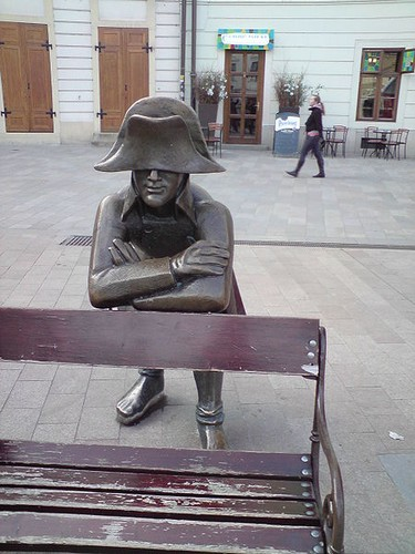Statue - French Army Soldier